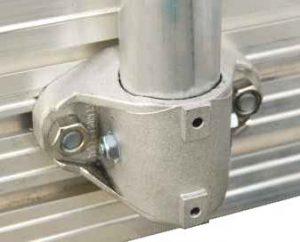 Passerelle di sicurezza in alluminio