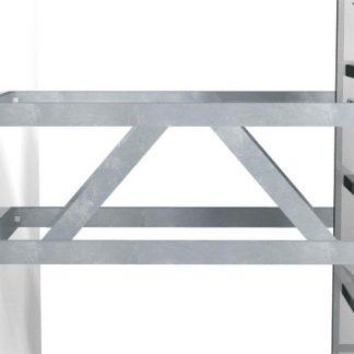 Staffe speciali per scala gabbia fino a 650 mm